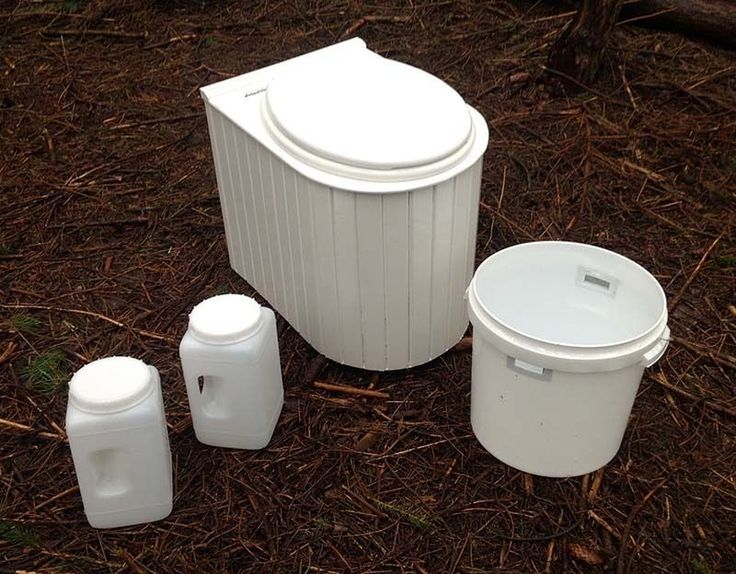 Modern Urine Separating/Diverting Waterless Compost Toilet #Kildwick