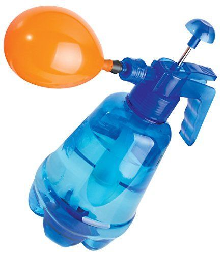 Water Balloon Portable Filling Station 3 In 1 Pump Fills Balloons With Water Or Air   w/ 250 Balloons and Water Pump for Kids, Birthday, Parties and More (Colors Will Vary). #Water #Balloon #Portable #Filling #Station #Pump #Fills #Balloons #With #Kids, #Birthday, #Parties #More #(Colors #Will #Vary)