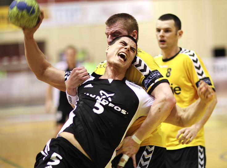 Milutin Dragicevic in action