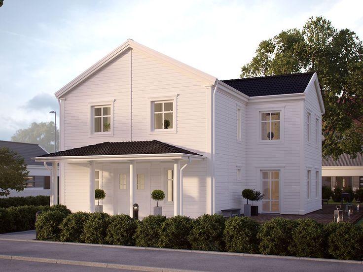 Bygg nytt hus med ledande hustillverkaren Myresjöhus - Myresjöhus