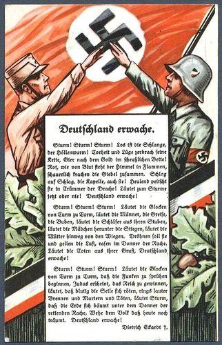 propaganda nazi germany essay Art essay / essays / propaganda in art just as it happened in nazi germany externally, the propaganda in america today is not as harmful as the propaganda in.