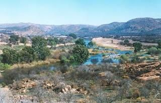 The Vredefort Impact Site area today