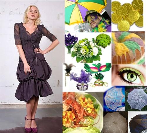 Mardi Gras Wedding Ideas: 37 Best Images About Mardi Gras Wedding On Pinterest