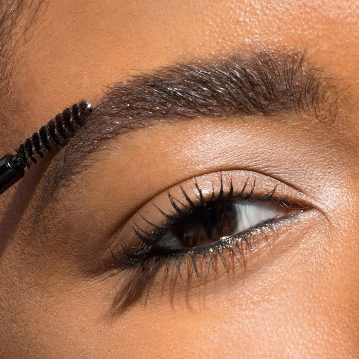 Think you can't find the best brow products among drugstore makeup? Think again. Get those brows just how you want them with Maybelline Brow Precise Shaping Pencil and this brow tutorial. How To: Fill in brows using the waxy pencil that recreates the look of natural hairs. Comb the brush through brows to blend out the pencil and set brows. Your precise brows will go great with any eye makeup look. Wear it simple with winged eyeliner or get mod with white eyeliner.