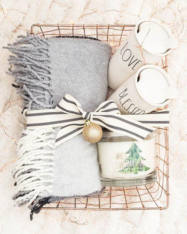 Einfache Geschenkkorbideen für die Feiertage – …