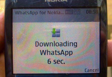 Ultima versione WhatsApp per Nokia Asha 201, 300, 302, 303, 305, 306, 311