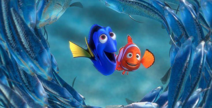 """Finding Dory - Zehn Jahre nach dem Kinostart von """"Findet Nemo&quot…"""