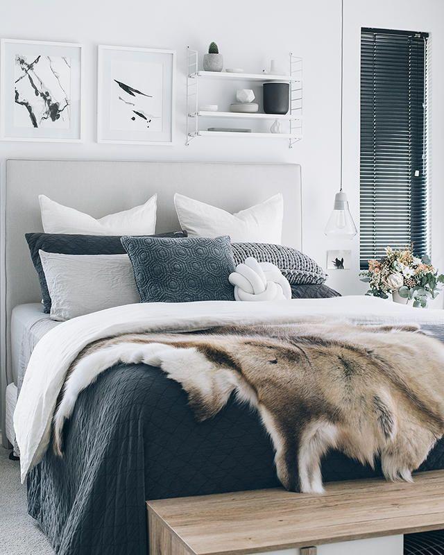8 Ways To Transform Your Guest Room Bedroom Design Trends Home Decor Bedroom Scandinavian Design Bedroom