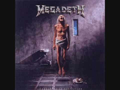 "Megadeth's ""Countdown to Extinction"". The lyrics illustrate my despair at what I see around me. Excerpt: Endangered species, caged in fright - Shot in cold blood, no chance to fight - The stage is set, now pay the price - An ego boost don't think twice - Technology, the battle's unfair - You pull the hammer without a care - Squeeze the trigger that makes you Man..."