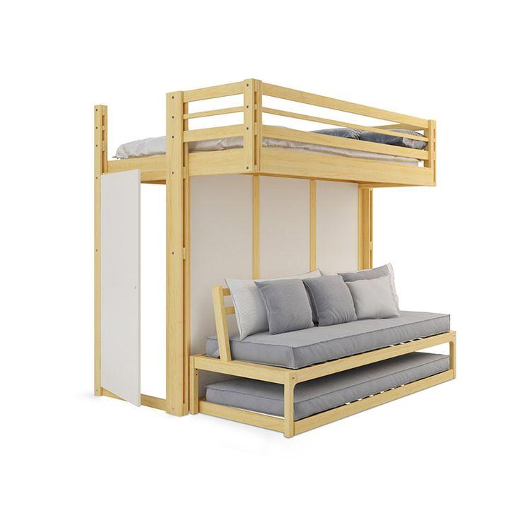 best 25 mezzanine bed ideas on pinterest loft beds for small rooms mezzanine bedroom and diy. Black Bedroom Furniture Sets. Home Design Ideas