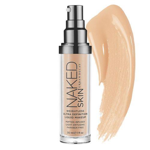 Naked Skin Weightless Ultra Definition Liquid Makeup - Fond de Teint Liquide de Urban Decay sur Sephora.fr