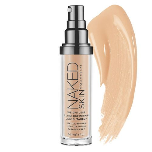 Naked Skin Weightless Ultra Definition Liquid Makeup - Fond de Teint Liquide de Urban Decay sur Sephora.fr
