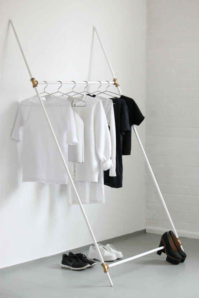 Read Minimal Interior Design Inspiration #49 wardrobe mnml