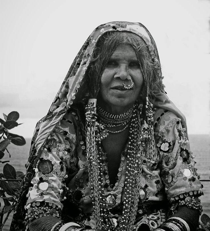 FACEscapes: Varkala, Kerala. Índia