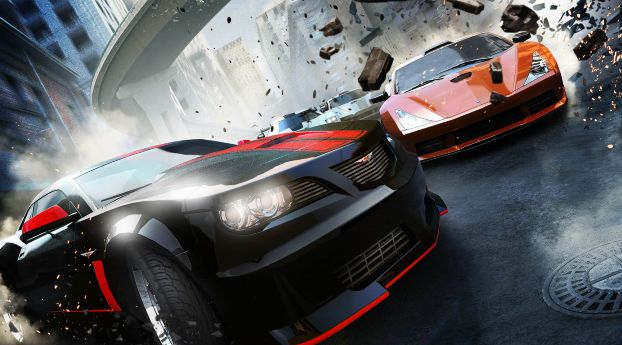 Ridge Racer Unbounded Race Bugbear Entertainment Wallpaper Hd Games 4k Wallpapers Images Photos And Background Wallpapers Den Ridge Racer Car Wallpapers Car Games Hd car game wallpaper widescreen