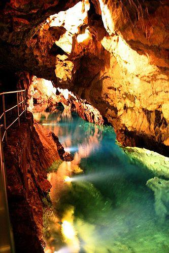 Cuevas de Aracena... amazing!. Huelva