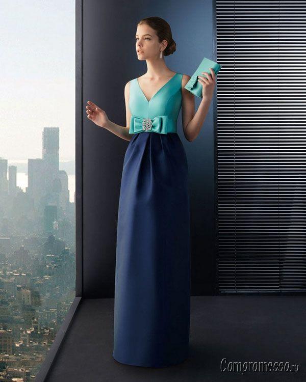Вечерние платья из атласа: выбираем фасон и аксессуары