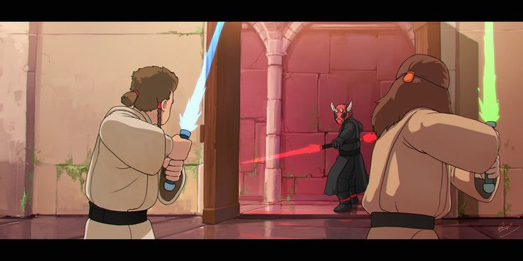 Si Miyazaki avait réalisé Star Wars, Zelda, ou Futurama