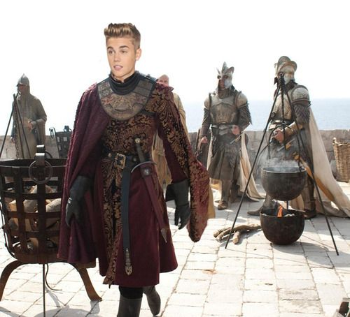 Prepare To Be Made Uncomfortable By King Joffrey Bieber