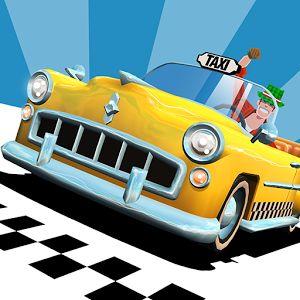 لكل عشاق السرعه الان جنون بلاحدود مع لعبه التاكسي المجنون Crazy Taxi