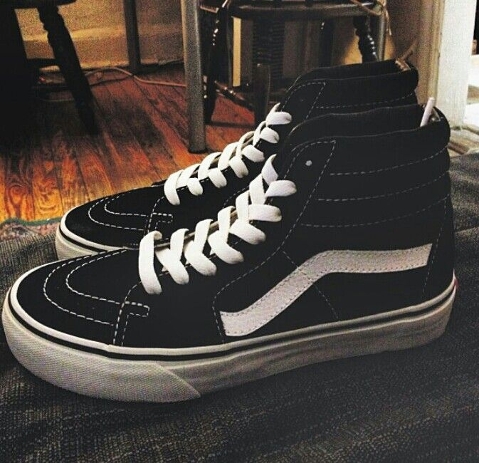 High top vans. Want