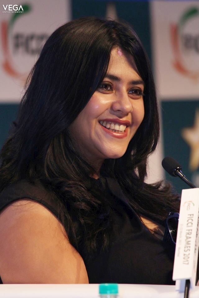 Vega Entertainment Wishes A Very Happy Birthday To Tv Producer Ektakapoor Ekta Kapoor Tvproducer Birthday June7 V Desi Beauty India Beauty Women Beauty