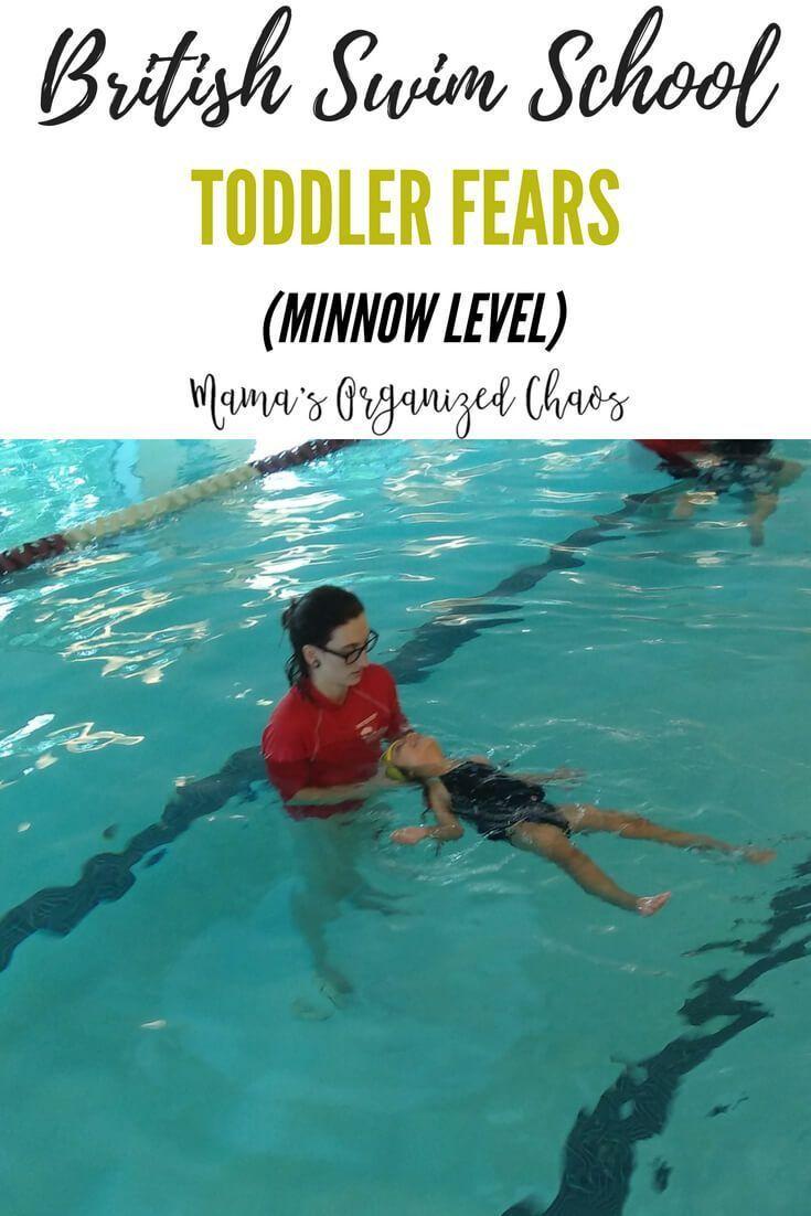 British Swim School Toddler Fears Mama S Organized Chaos Toddler Fears Swim School Parenting Organization