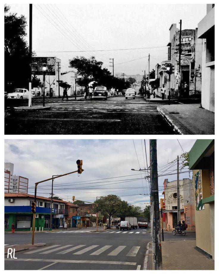 Ygatymi y Montevideo