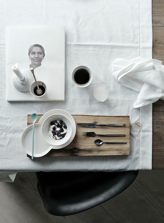 Vipp table setting - STIL inspiration
