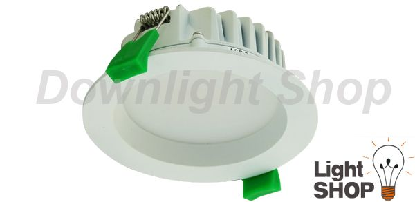 D'ECO 13W ROUND WHITE TRIM WHITE LED - $29.99