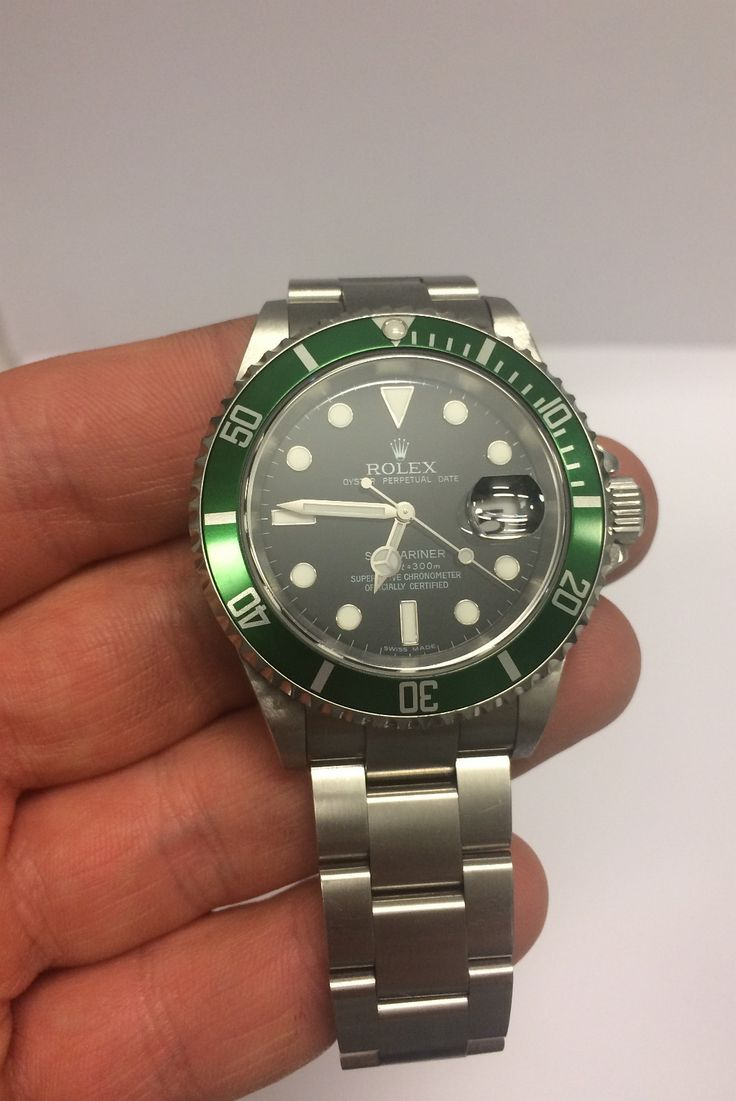 FINN – Rolex Submariner 16610LV