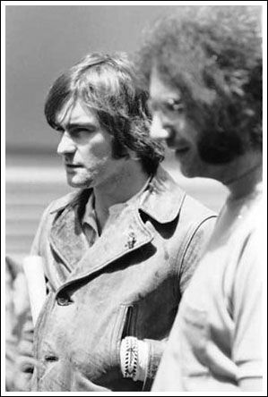 Marty Balin and Jerry Garcia