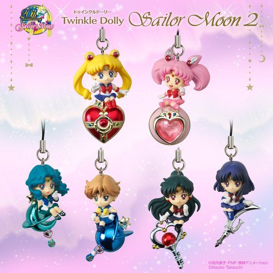 Twinkle Dolly Sailor Moon 2: DoubleMoon & the Outers                                                                                                                                                                                 More