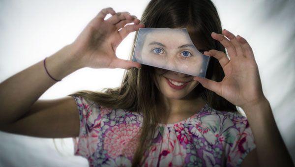 Эффект двойной экспозиции в Photoshop - Отражение