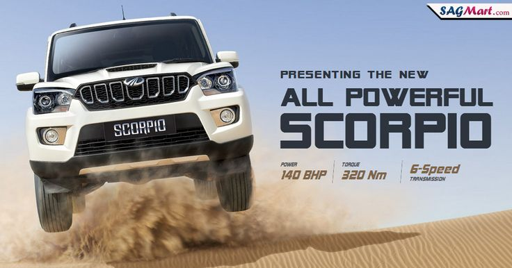 Find the information on Reviews, specifications, and price of Mahindra Scorpio facelift in India. Starting range of Mahindra Scorpio facelift from INR 9,97,000 in 2017.