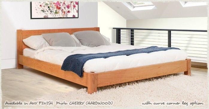 Low Tokyo Bed