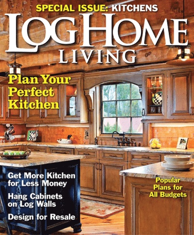 Log Home Living Magazines Subscription Discount | Magazines.com