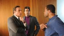 Strong performances by John Travolta, David Schwimmer and Cuba Gooding Jr. make 10-part drama The People v. O.J. Simpson: American Crime Story a tour de force.