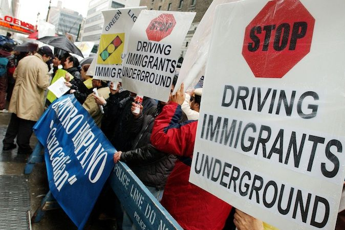 Illinois Gov. signs bill into law allowing driver's licenses for undocumented immigrants - Unbelievable!!