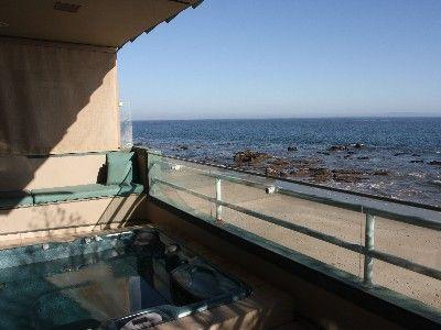Im Jacuzzi entspannen und den Wellen des Meeres lauschen! | Malibu, Kalifornien, USA, Objekt-Nr. 162793