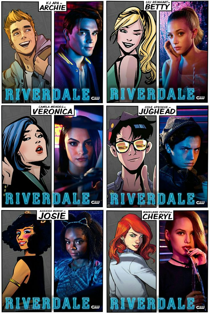 139 best images about riverdale on pinterest money for Book of life characters names