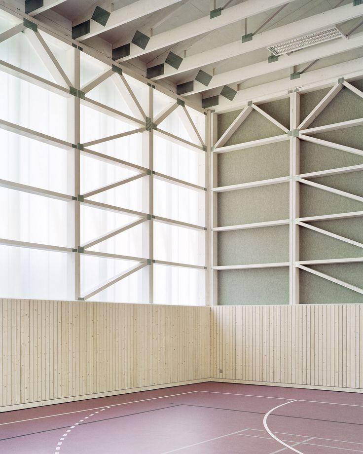 Gallery of Turnhalle Haiming / Almannai Fischer Architects
