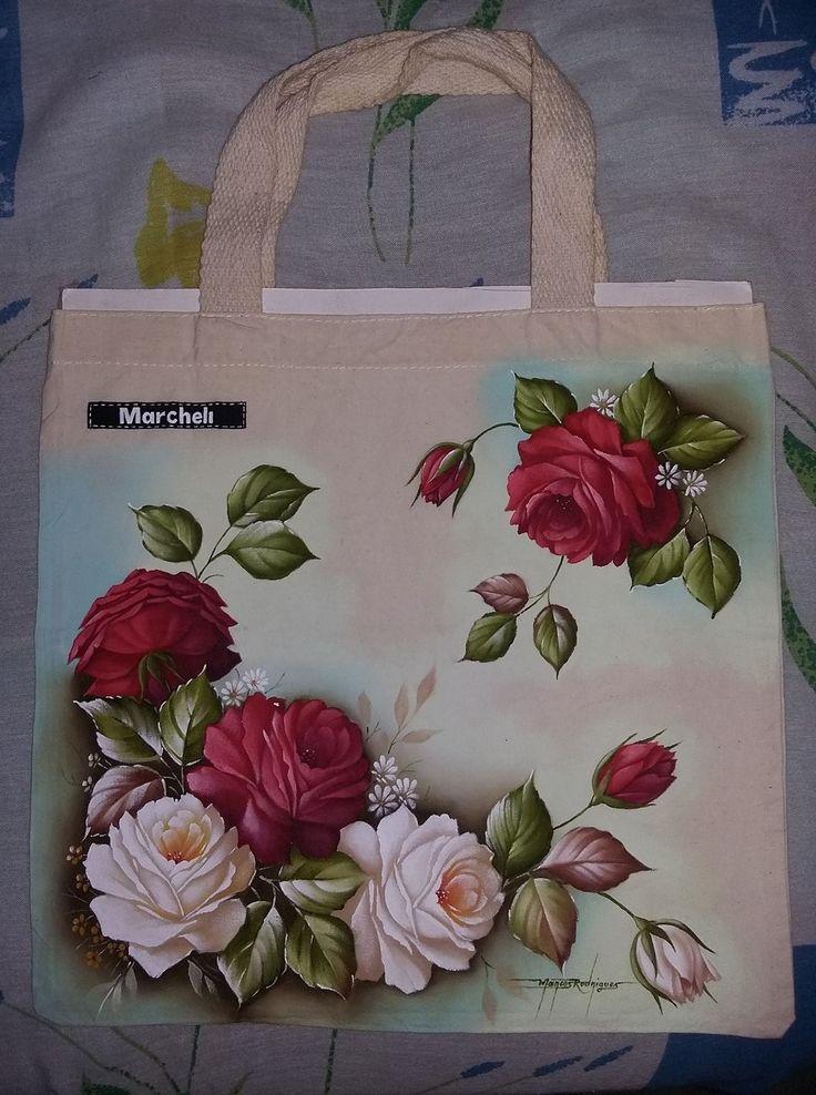 Bolso rosas