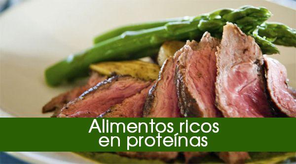 Los alimentos que contienen proteínas, en especial proteínas magras, deben ser parte fundamental de tu dieta diaria para que tu organismo pueda cumplir...