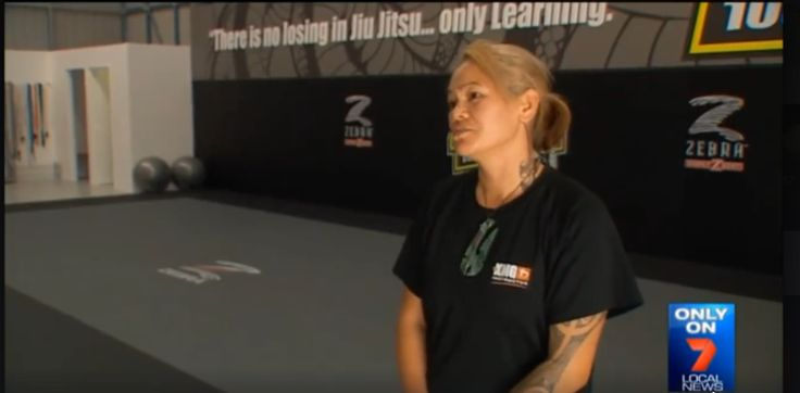 CHANNEL 7 NEWS:  Speaking to Us at KMG Fraser Coast about Domestic Violence and how Adele was a survivor and if it wasn't for Krav Maga she wouldn't be here today...If you want to feel empowered, confident and learn self defence come check us out... Send us a Private Message or go to www.learnkravmaga.com.au We are more than happy to send you information on how to get started.