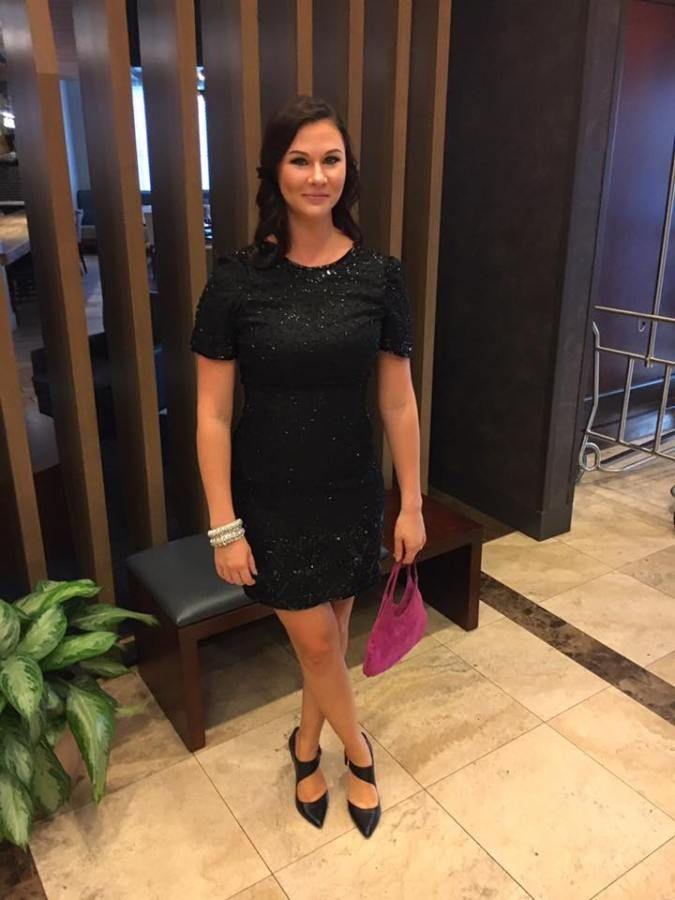 Simple Posts Purple HandbagsWedding Guest OutfitsBeaded DressesBlack