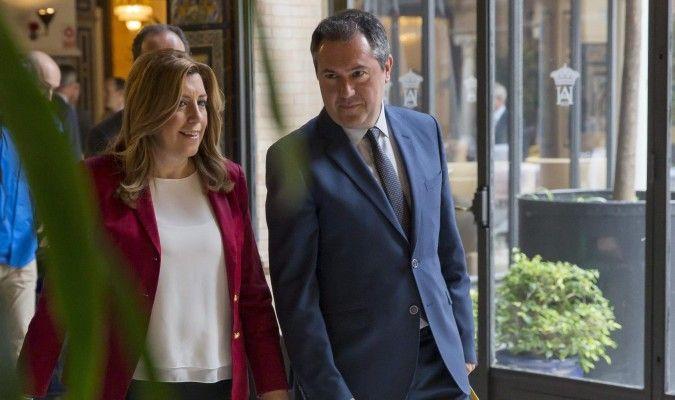 El PSOE amarra el Presupuesto de Sevilla con la complicidad del PP