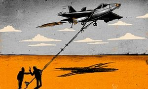 I know Isis fighters. Western bombs falling on Raqqa will fill them with joy | Jürgen Todenhöfer | Comment is free | The Guardian