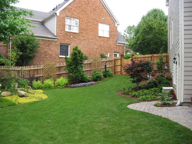 12 Best Images About Landscaping Around Fence On Pinterest 400 x 300