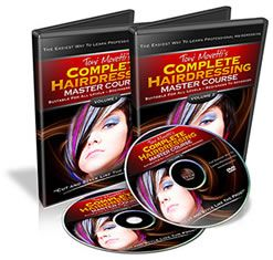 """"""" Now YOU Can Learn How To Cut & Style Hair Easily In 2 Hours or Less... With The Ultimate Home Hairdressing Course """""""
